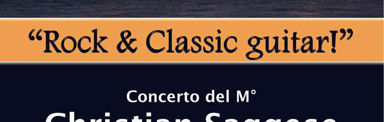 Concerto del M° Christian Saggese – Anguillara Sabazia 8 luglio 2017